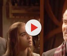 Il Segreto, trame: Julieta e Saul minacciati da Eustaquio poco prima delle nozze