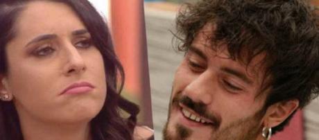 GF 16, Valentina e Gaetano insinuano che sul televoto ci sia lo 'zampino' della produzione.