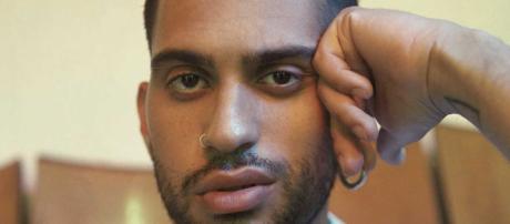 Mahmood, secondo classificato all'Eurovision Song Contest 2019