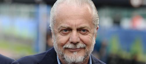 Aurelio De Laurentiis snobba Icardi: 'Abbiamo già Milik'.