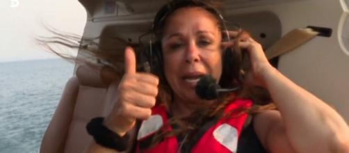 La Pantoja salta del helicóptero entre llantos y como una rana en ... - elnacional.cat