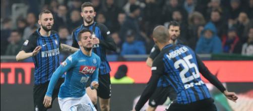 Napoli-Inter, 4-1 le pagelle: Skriniar e Koulibaly i migliori- FOTO di tpi.it
