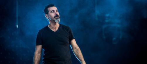 Serj Tankian, cantante dei Soad