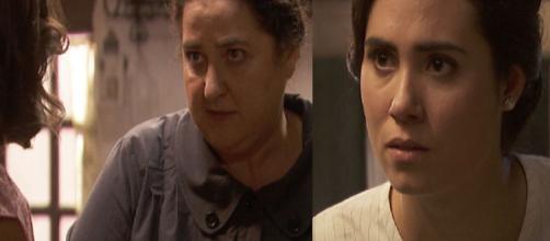 Trame Il Segreto: Consuelo e Marcela preoccupate per Elsa, Maria smascherata da Fernando