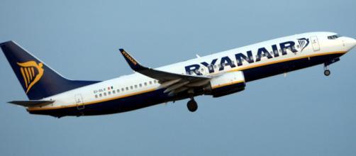 Un viajero de Ryanair amenaza a la tripulación