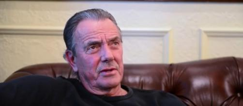 Eric Braeden interview. [The Charlotte Observer/YouTube/Screencap]