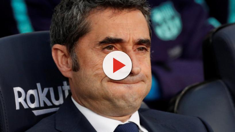 Football : Le désamour des supporters du Barça envers Valverde