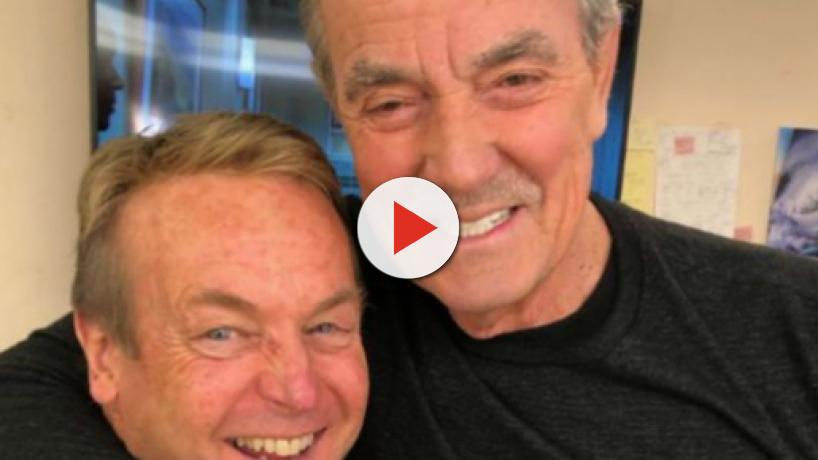 Eric Braeden, Doug Davidson elated over 'Y&R's' positive direction