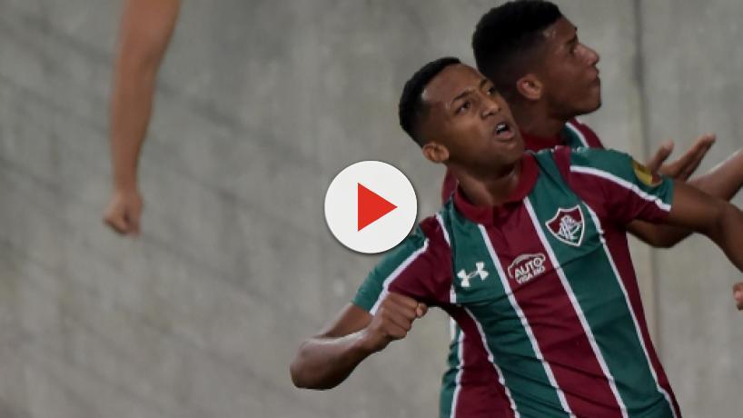 Com dois gols do jovem João Pedro, Fluminense atropela Cruzeiro pelo Campeonato Brasileiro