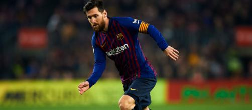Lionel Messi n'en finit plus de surprendre