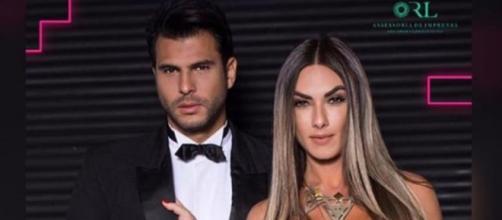 Nicole Bahls e Marcelo Bimbi são um dos casais escalados para a nova temporada de 'Power Couple'. (Reprodução/Instagram@nicolebals)