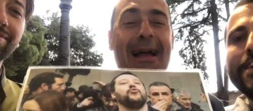 Zingaretti prende in giro Salvini al concerto del Primo maggio