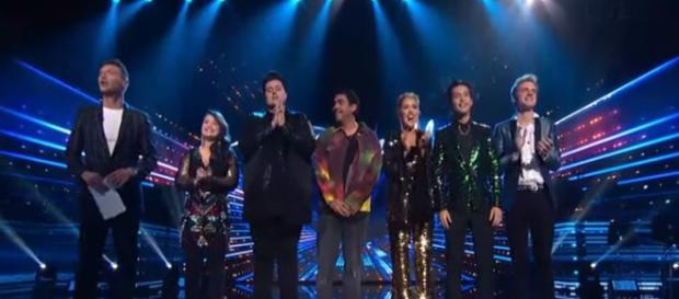 American Idol Inspirational Songs round predictions have Laine Hardy on top spot win - Image credit - American Idol / YouTube