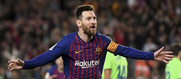 Lionel Messi face à l'écueil Liverpool sur la route de Madrid ... - lefigaro.fr