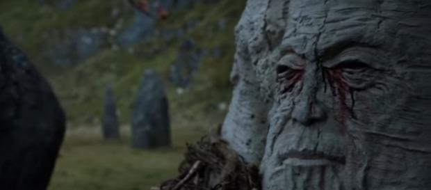 The Three-eyed Raven could be the ultimate villain in 'GoT.' [image source: Kristina R - YouTube]