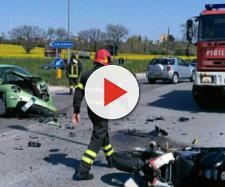 Calabria, grave incidente stradale: un morto e un ferito