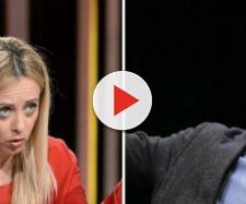 Giorgia Meloni accusa Roberto Saviano: 'Hai tradito Napoli'