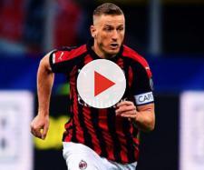 Ignazio Abate AC Milan 2018/2019