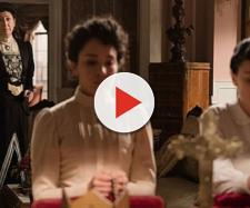Una Vita, Blanca incontra una donna che ha visioni mistiche