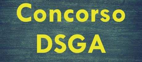 Concorso DSGA pubblicazione batteria quiz
