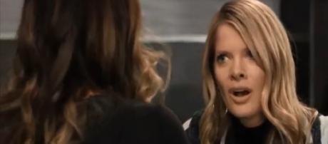 General Hospital: Nina discovers the truth. (GH/YouTube/Screencap)
