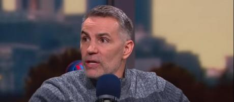 Kurt Warner was inducted into the Pro Football Hall of Fame in 2017. [Image Source: The Rich Eisen Show/YouTube]