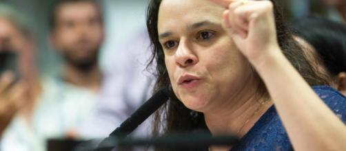 A deputada estadual Janaina Paschoal se posiciona contra atos de apoio a Bolsonaro. (Arquivo Blasting News)