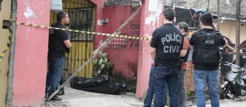 Bairro onde aconteceu a chacina é um dos mais violentos da cidade. (Arquivo Blasting News)