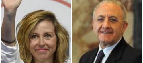 Grillo: De Luca mi lancia attacchi sessisti, meglio Crozza - corriere.it