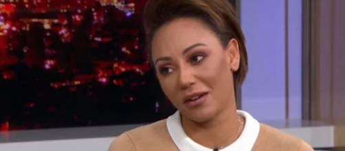 Mel B of Spice Girls lost her sight temporarily. The UK tour is still on - Image credit - Access | YouTube