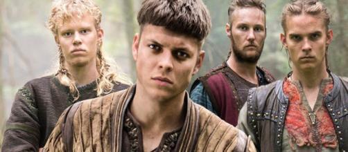 O filho de Ragnar se tornou uma pessoa cruel. (Divulgação/History)