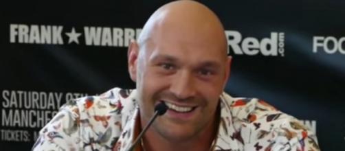 Tyson Fury: 'Contro Wilder, anche Joshua farà la stessa fine di Breazeale'