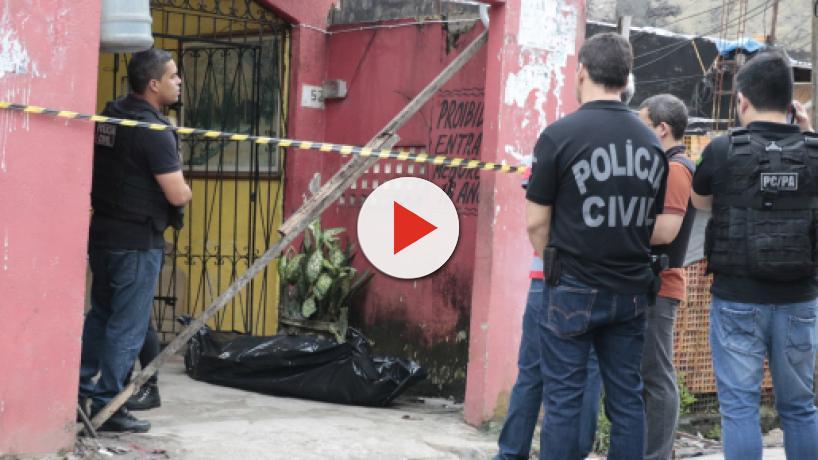 Chacina ocorrida em bar de Belém deixa 11 mortos