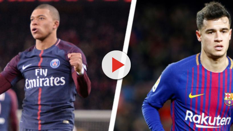 Mercato PSG : Coutinho pourrait venir remplacer Mbappé