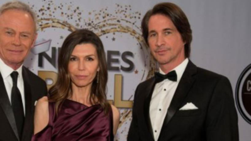Robert, Anna, Finn love triangle becomes humorous at 'GH' Nurses Ball