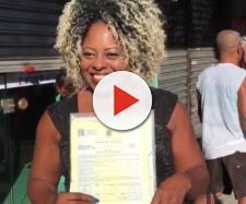 A espera de 25 anos acabou: Cleusa 'de mala e cuia' assina o divórcio. (Arquivo Blasting News)