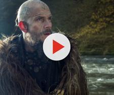 Floki não morreu durante o desmoronamento da caverna. (Divulgação/History)
