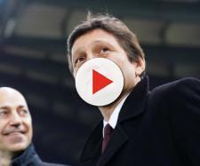 Milan, dirigenza rossonera allo stadio