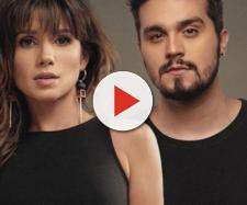 Paula Fernandes e Luan Santana cantam versão em português de 'Shallow' (Arquivo Blasting News)