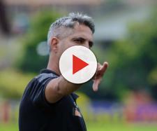 Rodrigo Santana irá poupar jogadores do Galo. (Arquivo Blasting News)