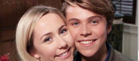 Cam and Joss may fall in love on 'GH.' [Image Source: Soap ub Spoilers:YouTube]