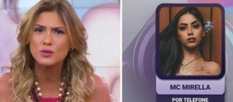 Lívia Andrade briga com funkeira ao vivo e avisa que vai processá-la (Arquivo Blasting News)