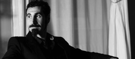 Serj Tankian, cantante dei System of a Down.