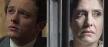 Una Vita, spoiler fino al 1 giugno: la morte di Jaime, Rosina viene arrestata