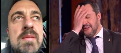 Chef Rubio dubbioso sulla pallottola arrivata Salvini