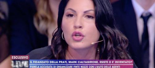 Eliana Michelazzo soccorsa in piena notte