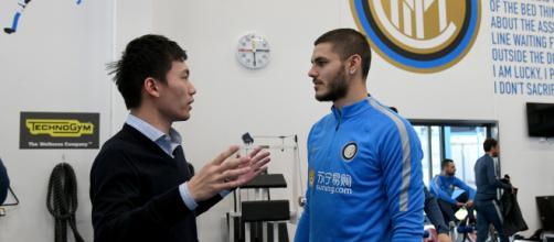 Inter, Icardi vuole parlare con Steven Zhang