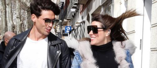 Laura Matamoros y Daniel Illescas pasean su amor con una sonrisa ... - bekia.es