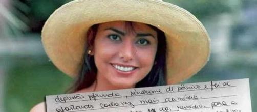 Leila Lopes falava de depressão e decepções dias antes de morrer. (Arquivo Blasting News)