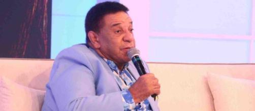 O cantor precisou cancelar sua apresentação devido ao problema de saúde. (Arquivo Blasting News)